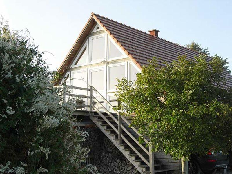 Ferienhaus bio wildhof zacharias for Umluftherd mit ceranfeld